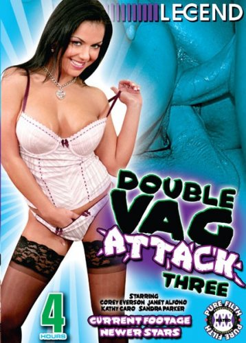 ������� ����������� ����� 3 / Double Vag Attack 3 (2008) DVDRip