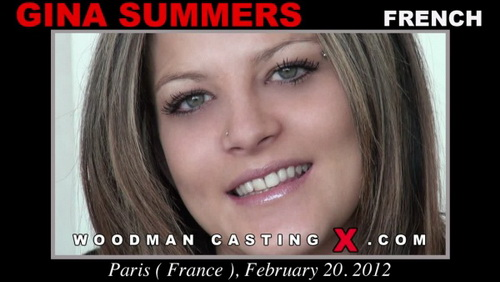 WoodmanCastingX - Gina Summers [HD 720p]