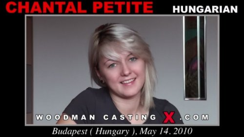 WoodmanCastingX - Chantal Petite [HD 720p]