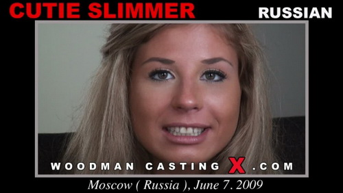 Cutie Slimmer and Dulsineya - WoodmanCastingX (2012/HD/7.60 GiB)