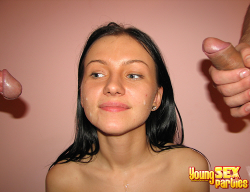 Inna - YoungSexParties - Teeny Taking Two Big Ones (2010/SiteRip/249Mb)
