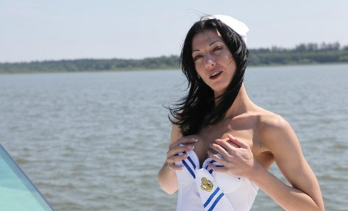 Sexy sailor fisted in ass by Alex Thorn [HotKinkyJo] (2012/HD/291MB)