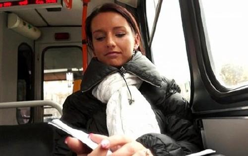 сценка знакомство в автобусе