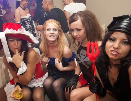 CollegeFuckParties - Student group sex on Halloween - ssp7601 (2011/SD/535Mb)