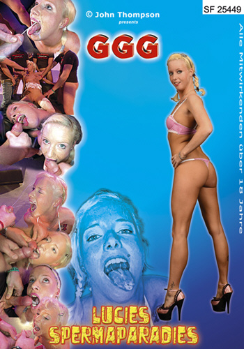 Lucie - GermanGooGirls - Lucie's Sperm Paradise (2012/HD/720p/1.75Gb)