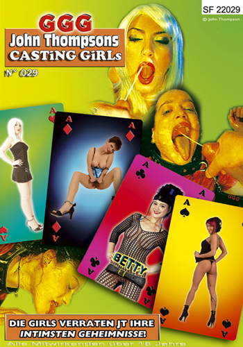 GermanGooGirls - Casting Girls 29 (2012/SD/941Mb)
