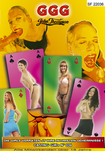 GermanGooGirls - Casting Girls 36 (2013/HD/720p/1.66Gb)