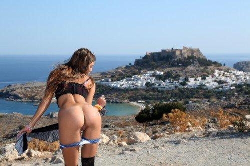 Big tits in sports jayden
