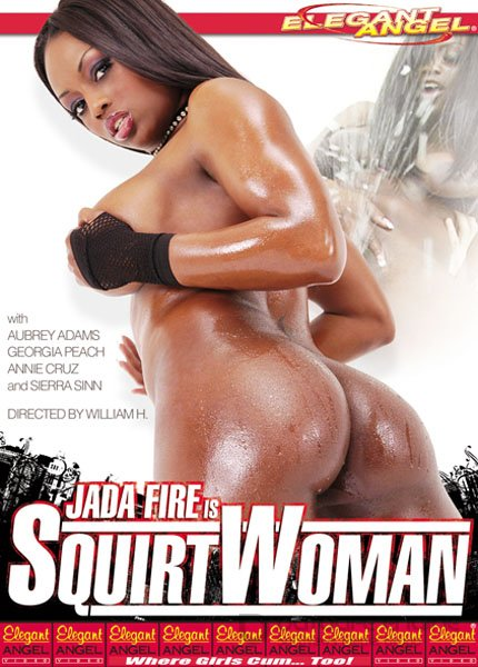 Jada Fire Is Squirtwoman 1 (2006/DVDRip)