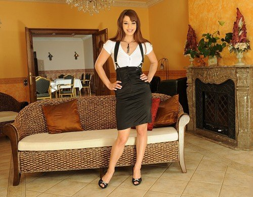 Eliska Cross - Maid of your dreams (2010/DPFanatics.com/21Sextury.com/HD)