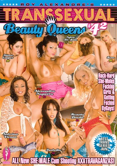 Transsexual Beauty Queens 42 (2010/DVDRip)