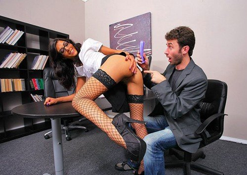 Lou Charmelle - Here's Some Asshole Advice (2010/BigButtsLikeItBig.com/BraZZers.com/HD)