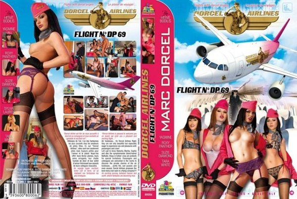 Dorcel Airlines Flight Dp N 69 XXX (2007) DVDRip