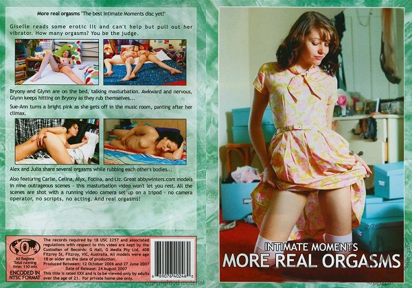 More Real Orgasms (2007) DVDRip