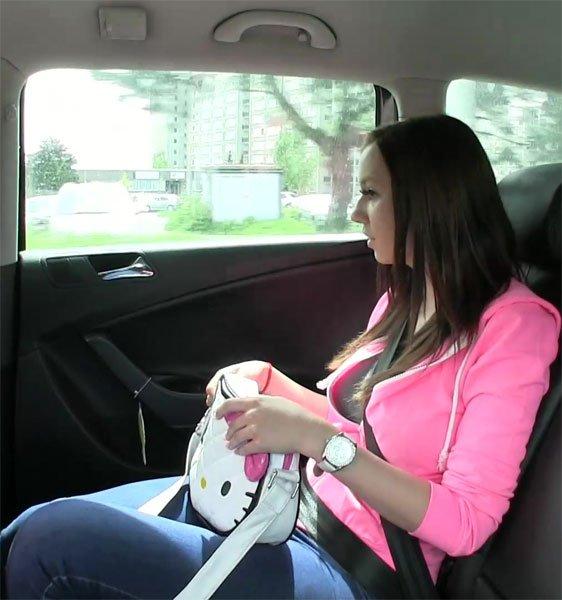 Таксист хотел выебать пьяную пассажирку  Порно ролики
