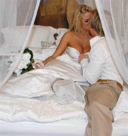 Первая свадебная ночь порно — img 4