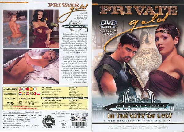 Private Gladiator II - In The Sity Of Lust (2002) DVDRip