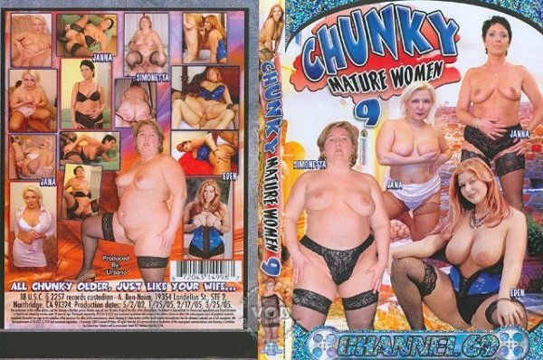 Chunky Mature Women 9 (2006) DVDRip