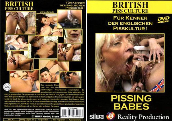 British Piss Culture - Pissing Babes (2004) DVDRip