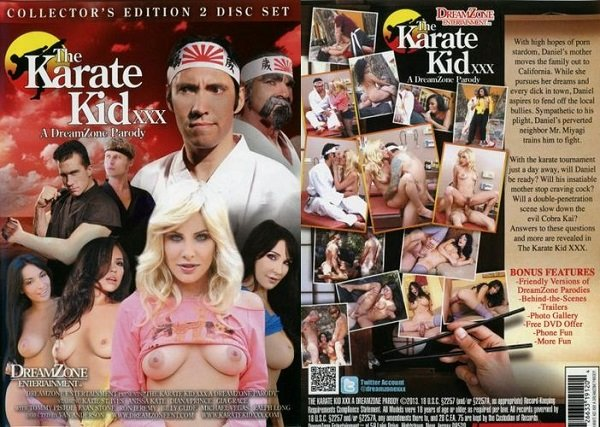 The Karate Kid XXX: A Dreamzone Parody (2013) DVDRip