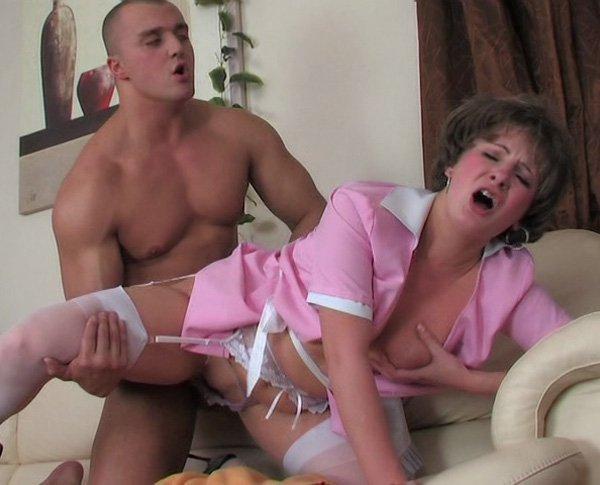 Смотреть Порно Мама В Трусиках