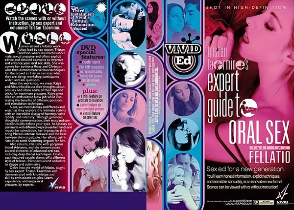 Expert Guide to Oral Sex Part 2: Fellatio (2007) DVDRip