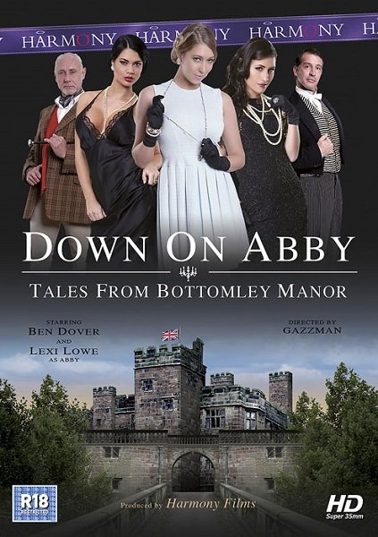 Down On Abby - Tales From Bottomley Manor (2014) DVDRip