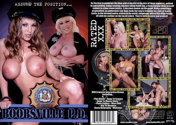 Полицейский департамент Бубсвиля / Boobsville Police Department (2006) DVDRip