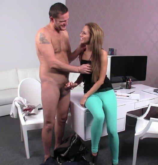 Порно кастинг видео межчин