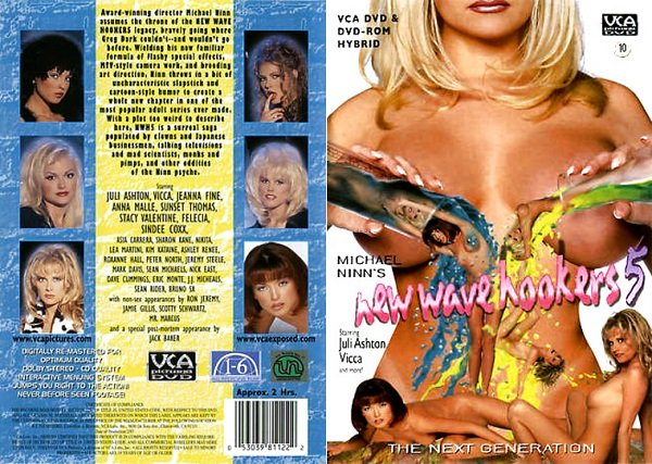 New Wave Hookers 5 (1997) DVDRip