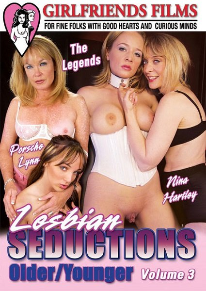 Lesbian Seductions - Older Younger volume 3 (2005) DVDRip