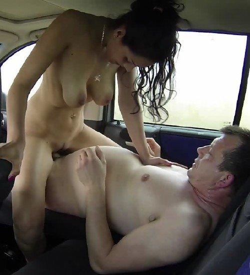 трахнул чешскую проститутку