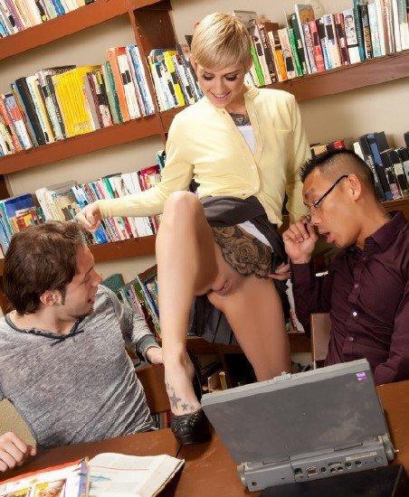 библиотека секс фото