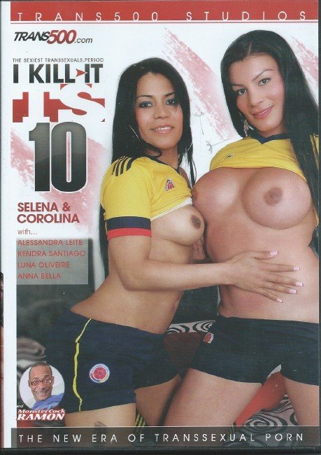 Trans500 - I Kill It TS 10 (2014/DVDRip)