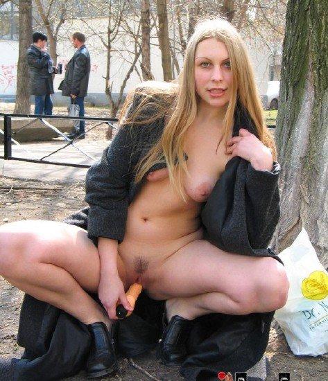 Порно видео секс в людных местах