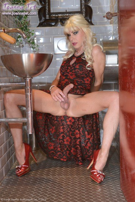 JoannaJet - Joanna Jet - Me and you - Restroom Vamp (2015/FullHD)