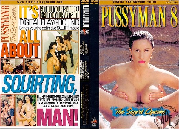 Pussyman 8: The Squirt Queens (1995) DVDRip