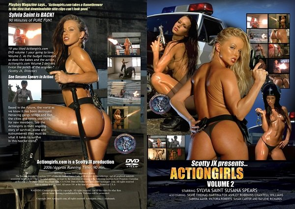 Actiongirls Volume 2 (2006) DVDRip