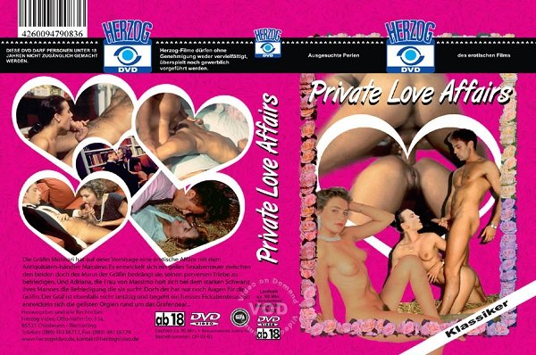 Private love affairs (1995) VHSRip