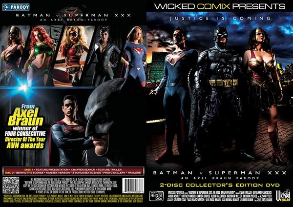Batman V. Superman XXX: An Axel Braun Parody (2015) DVDRip