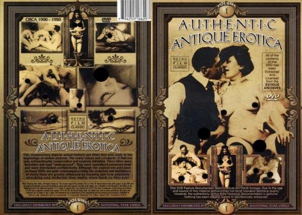 Authentic Antique Erotica 4 (1950) CamRip
