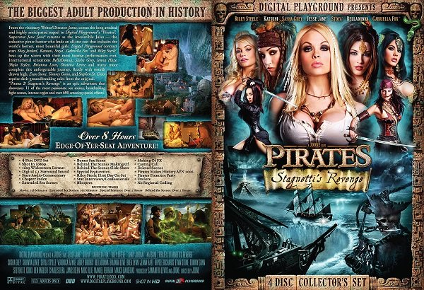 Pirates 2 - Stagnetti's Revenge (2008) BDRip