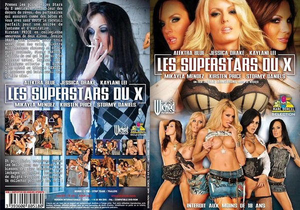 Les Superstars du X (2009) DVDRip